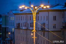 Перемены в Первоуральске, уличное освещение, фонарь