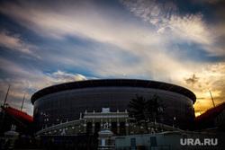 Тест навигации иностранца по городу во время ЧМ-2018. Екатеринбург, центральный стадион, екатеринбург арена