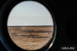 Поселок Тазовский, Новый Уренгой, Ямало-Ненецкий автономный округ, тундра, иллюминатор