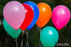 1-ое сентября. День знаний. Дягилевский лицей. Екатеринбург, воздушные шары, праздник