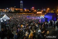 URAL MUSIC NIGHT. Екатеринбург, толпа, исторический сквер, гуляния, массовые мероприятия