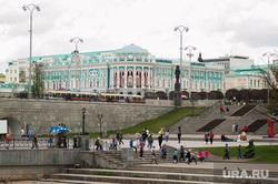 Виды Екатеринбурга, дом севастьянова, набережная исети, исторический сквер, город екатеринбург, плотинка