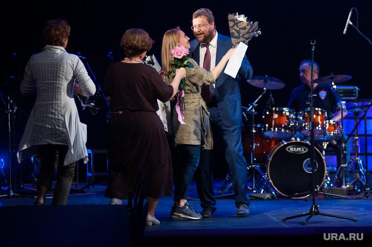 """Концерт в рамках фестиваля """"Ural Music Night"""" в Театре музыкальной комедии. Екатеринбург"""