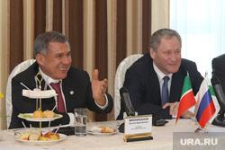 Минниханов Рустам    Встреча с  Конгрессом татар Курганской области
