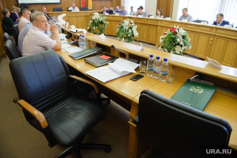 Последнее заседание Городской Думы Екатеринбурга Шестого созыва, депутат, место, городская дума екатеринбург, заседание городской думы, кресло