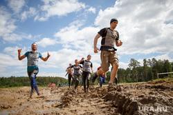 «Гонка героев-2017». Екатеринбург, спорт, кросс, грязь, бег по пересеченной местности
