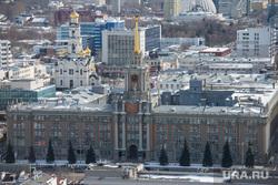 Екатеринбург с крыши здания правительства СО, большой златоуст, администрация екатеринбурга, городской пейзаж, высотная съемка