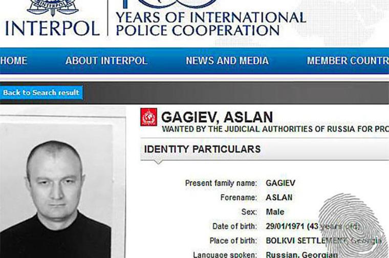 Руководитель  киллеров Гагиев непризнал вину иотказался свидетельствовать