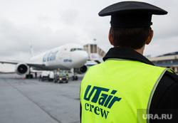 Первый полёт самолета «Виктор Черномырдин» (Boeing-767) авиакомпании Utair из аэропорта Сургут , utair, пилот, ютэир, самолет, боинг 767