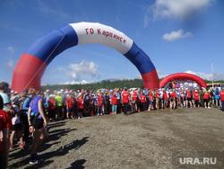 Конжаковский марафон 2018, го карпинск