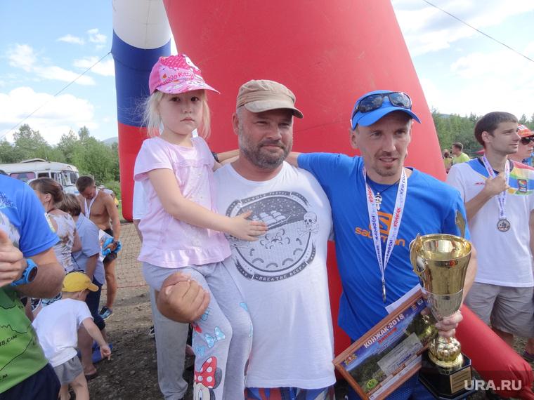 Конжаковский марафон 2018, марков евгений