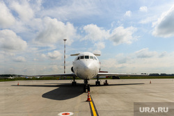 Пресс-тур в Уфу по объектам, построенным к ШОС и БРИКС в 2015 году. Уфа, як 42, самолет