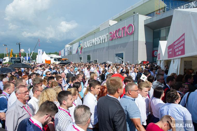ИННОПРОМ-2018. Второй день международной выставки. Екатеринбург