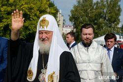 Визит Патриарха Кирилла в Собор Александра Невского. Курган, православие, патриарх