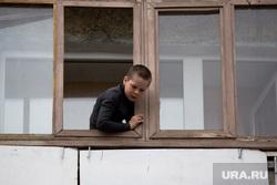 Захват заложников. Нижневартовск., балкон, ребенок, окно