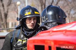Пожарно-тактические учения в торгово-развлекательном комплексе «Семейный парк». Магнитогорск, мчс, пожарные