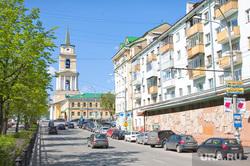 Пермь. Городские пейзажи, город пермь, компрос
