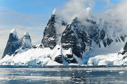 Турция, стамбул, арктика, холод, лед, пейзаж, океан, арктика, снег, горы, айсберг