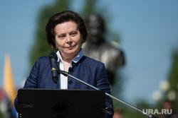 Митинг приуроченный к двадцатой годовщине трагической гибели мэра Нефтеюганска Владимира Петухова, портрет, комарова наталья