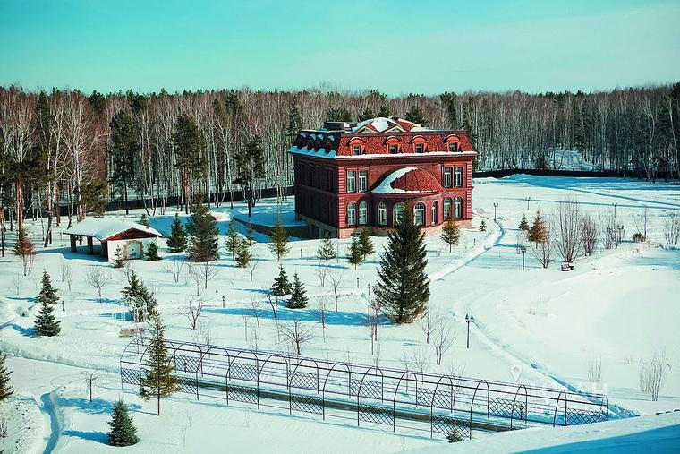 Пензенский особняк попал врейтинг самых огромных частных усадеб РФ