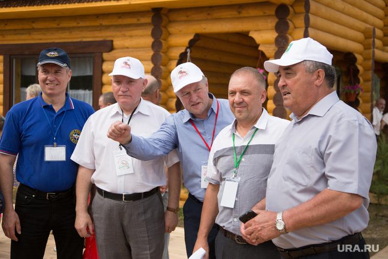Всероссийский сельский Сабантуй. Село Альменьево. Курганская область