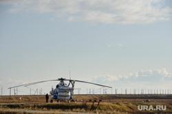 Поселок Тазовский, Новый Уренгой, Ямало-Ненецкий автономный округ, вертолет, небо, ми-8, тундра, арктика, природа ямала