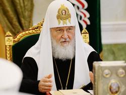 Заседание Священного Синода в Екатеринбурге, патриарх кирилл