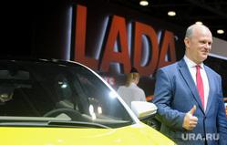 Московский Международный Автосалон (ММАС-2016). Москва, lada, лада, автоваз, николя мор