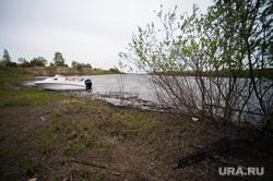 Доставка почты в труднодоступные районы Свердловской области, катер, поселок, село, труднодоступный регион, река, лодка