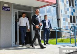 Сергей Степашин во время рабочего визита в Челябинск, новостройка, серсков николай, новый дом
