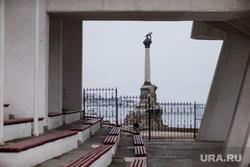 Крым март 2017, Симферополь, Севастополь, Бахчисарай, Керчь, севастополь, бухта затопленных кораблей, памятник затопленным кораблям