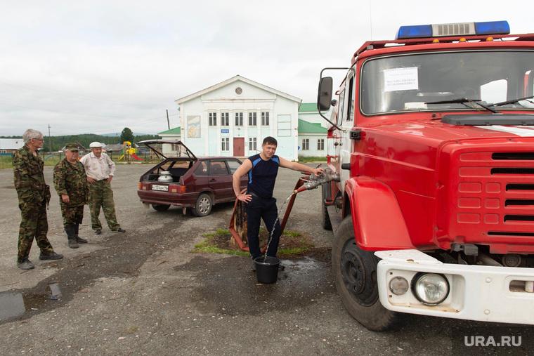 Авария в Североуральске. Необр
