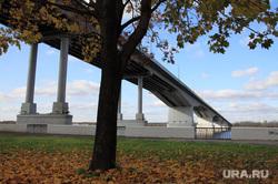 Осень жанровые фотографии Пермь, мост, набережная камы, осень, город пермь