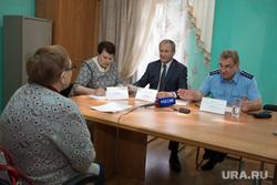Зам генпрокурора Юрий Пономарев ведет личный прием граждан. Шадринск, кокорин алексей, пономарев юрий, новикова людмила