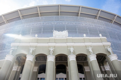 Вокруг первого матча на стадионе «Екатеринбург Арена», центральный стадион, екатеринбург арена