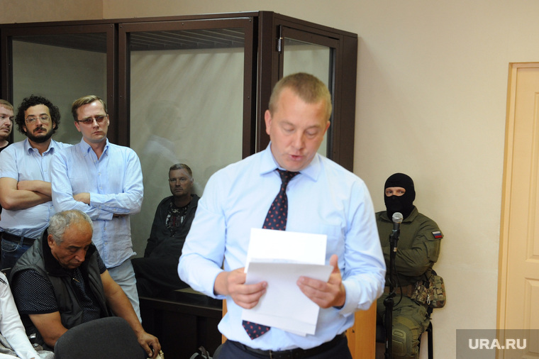 Суд Бахаев. Необр