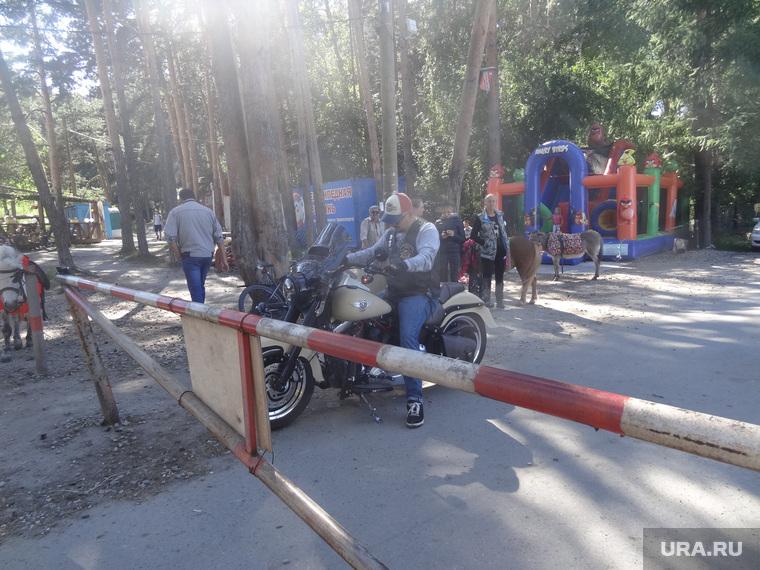 Казаки перекрыли подъезд автомобилей к озеру Шарташ, зиганшин артур