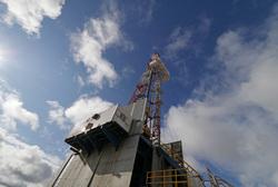 Открытая лицензия на 30.07.2015. Добыча газа и нефти., газ, добыча, нефть, буровая вышка