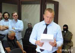 Избрание меры пресечения Антону Бахаеву в Центральном районном суде. Челябинск