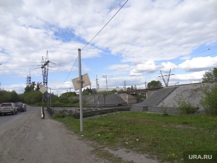 Колчаковский мост в Екатеринбурге взорванный большевиками