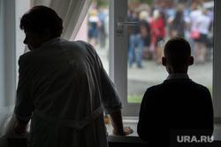 Первое сентября в кировоградской колонии для несовершеннолетних, воспитатель, детский дом, сирота, нянечка, няня