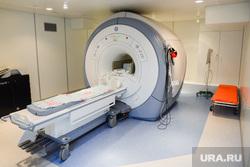 Визит губернатора в Ирбит, медицинская техника, онкология, томограф