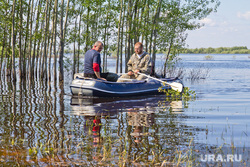 Клипарт. Санкт-Петербург, лодка, рыбаки, природа, рыбалка, отдых на воде