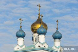 Сбор проб снега на городских дорогах для экспертизы . Челябинск, храм, церковь, вера, купола, рпц, религия, храм утоли моя печали