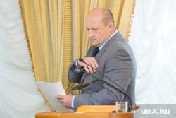 Аппаратное совещание в правительстве области. Курган, токарев сергей