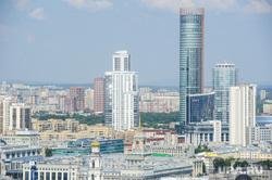 Виды Екатеринбурга, башня исеть, город екатеринбург