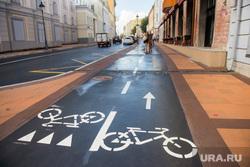 Клипарт. Москва, велодорожка, улица большая никитская, инфраструктура