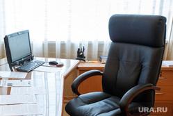 Интервью.  Дмитрий Шалабодов, руководитель УФАС по Свердловской области. Екатеринбург, кабинет чиновника, пустое кресло, рабочий стол