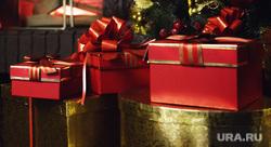 Клипарт depositphotos.com, подарок, новый год