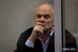 Предприниматель Владимир Нелюбин во время заседания суда. Пермь, нелюбин владимир